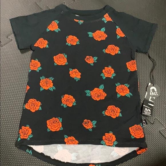NWT Rags to Raches T-Shirt (Gender Neutral)